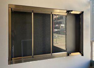 Büyükçekmece katlanır cam balkon