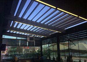 büyükçekmece rolling roof tavan sistemleri