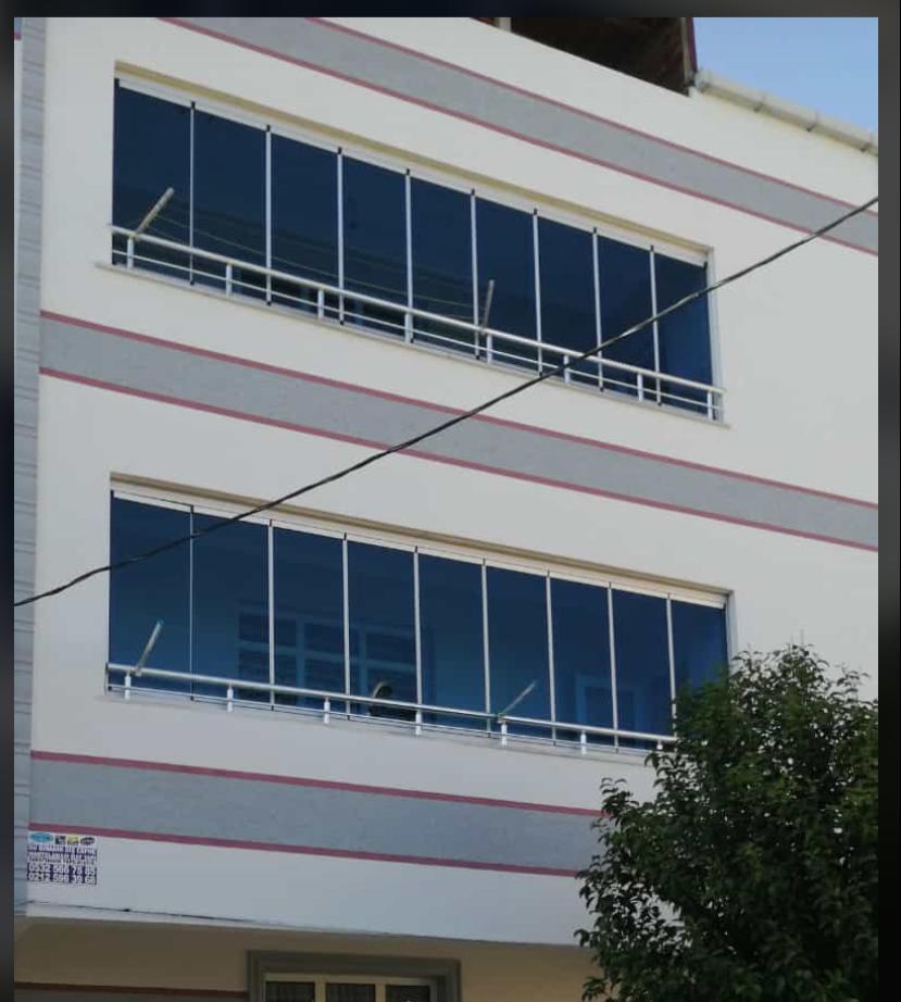 Bahçeşehir cam balkon sistemleri