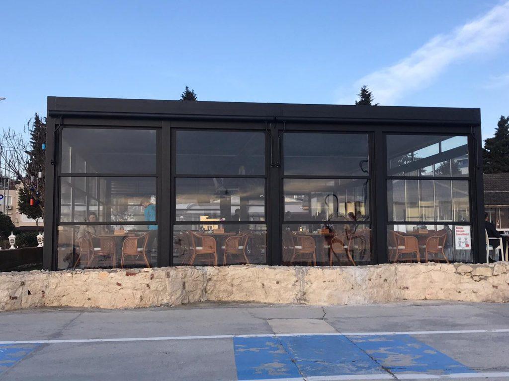 cam balkon kapatma sistemleri