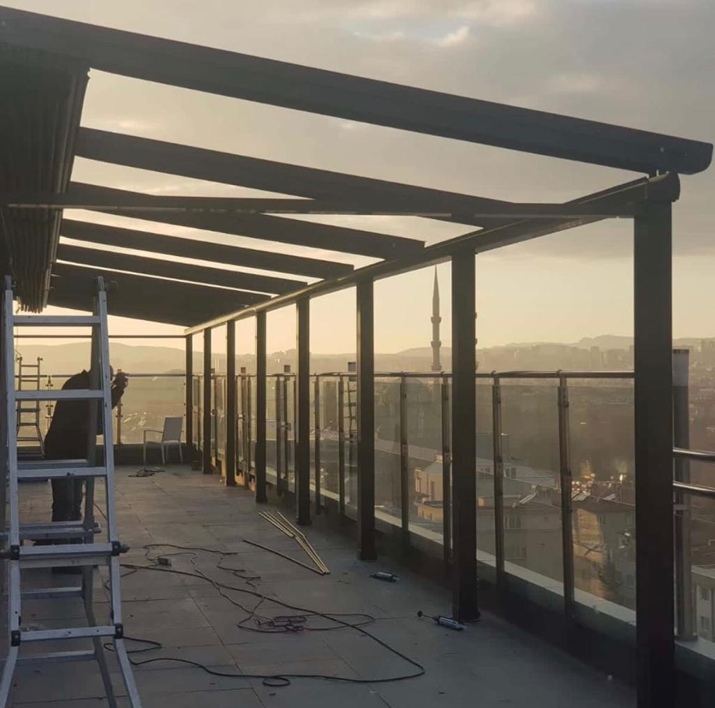 Florya cam balkon